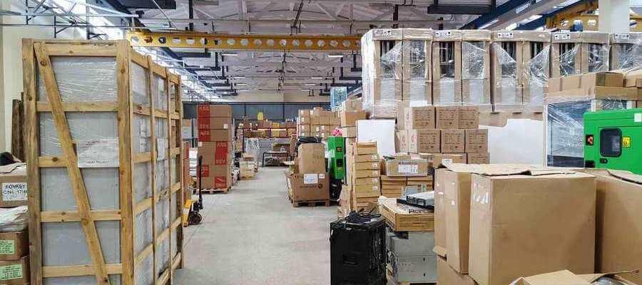 warehouse-monitoring